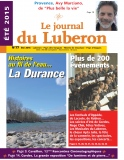 Le Journal du Luberon - Summer 2015