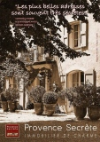 Plaquette Provence Secrète - 2016