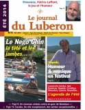 Le Journal du Luberon - summer 2014