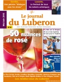 Le Journal du Luberon - May-June 2018